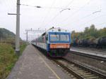 Дизель-поезд Металлист - Горький