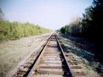 ЖД на Фролищи (перегон Инженерная - Фролищи)