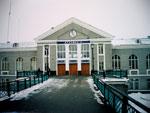 Вокзал ст. Арзамас-2