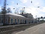 Вокзал ст. Гороховец (Владимирская обл.)