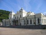 Здание бывшего Казанского вокзала