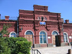 Вокзал ст. Арзамас-1