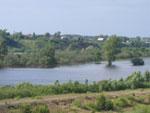 Обрывистый берег Ветлуги