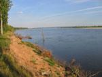Волга в районе Дрязги