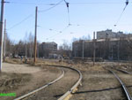 Трамвайная развязка Соцгород-1