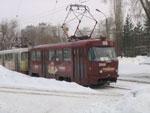 Татра Т3 на Чебоксарской