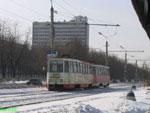 КТМ-5 на 17-м маршруте